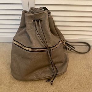 Urban Expression   Bucket Backpack